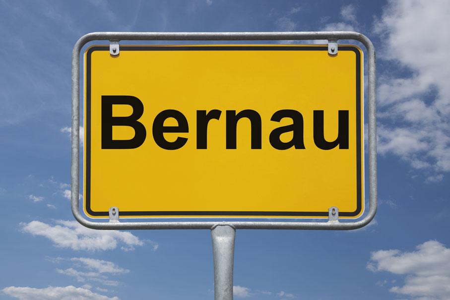 Ortsschild-Bernau